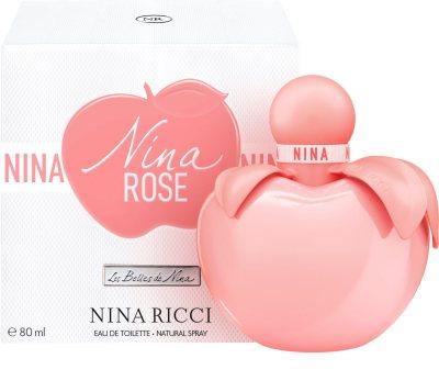 Nina Rose, Nina Ricci, parfum pour l'automne