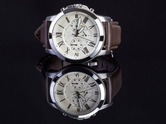 Idée de cadeau de Noël pour homme : une belle montre