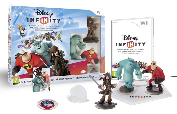 Et sinon, gagner un jeu Disney Infinity, ça te dit ?? (giveaway)