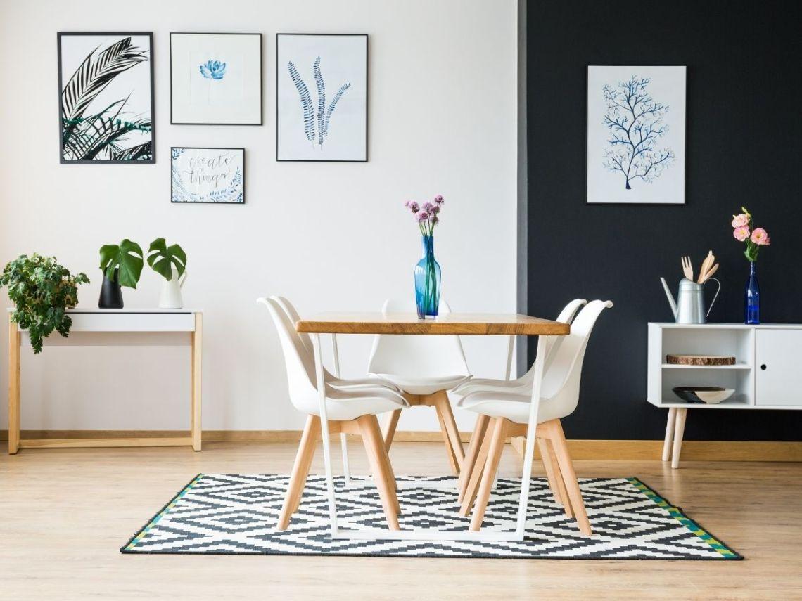Choisir de nouvelles chaises de salle à manger
