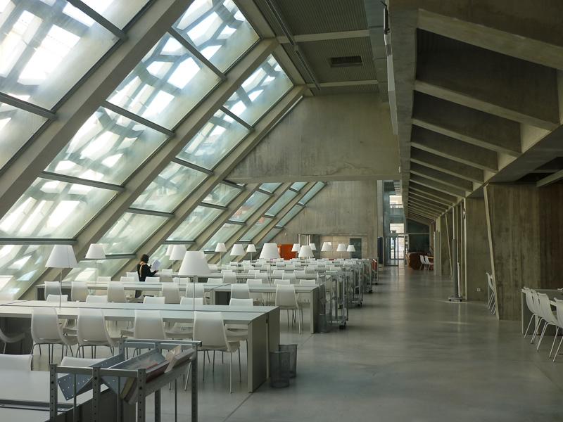 Bibliothque Universitaire Bayonne CETAB
