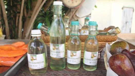 Local tortola coconut oil for sale