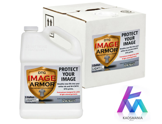 Pretreatment Image Armor light