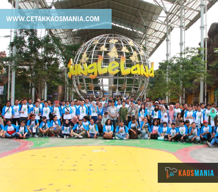 Kaos Acara Jungle Land