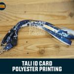 Pembuatan Tali ID Card