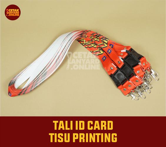 Nama Lain Tali ID Card