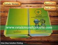 Cetak Notes | Cetak Blocknote | Tempat Percetakan Notes