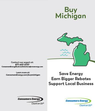 Buy Michigan brochure