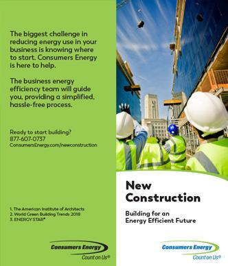 New Construction brochure