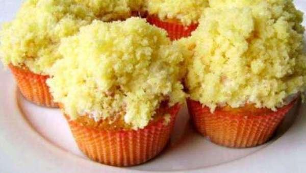 mimosa Cupcake