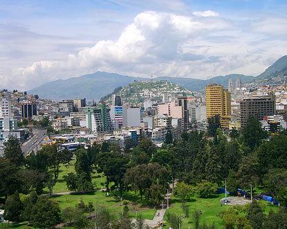 ecuador city image