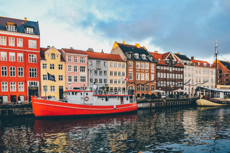 denmark Nyhavn Denmark