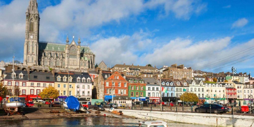 ireland Cobh Co Cork slider