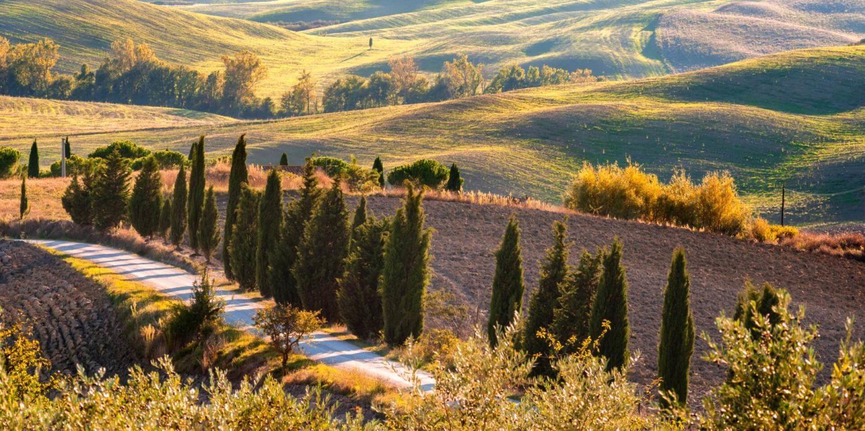 italy Tuscany slider