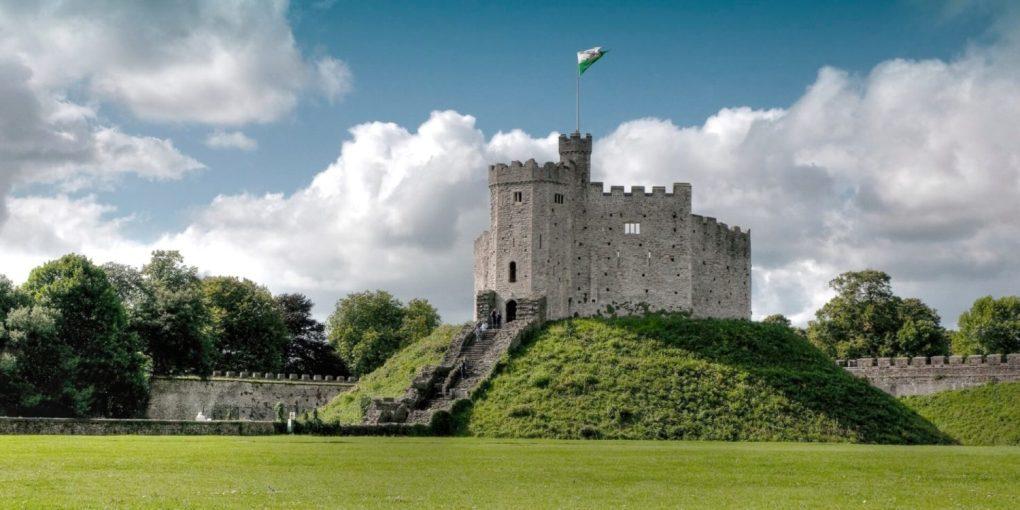 uk Cardiff Castle slider