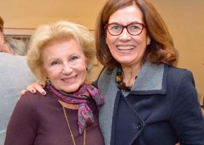Annette von Rantzau und Vera Schley