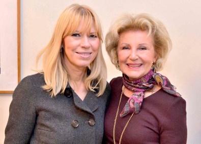 Iwona Fejzer und Annette von Rantzau