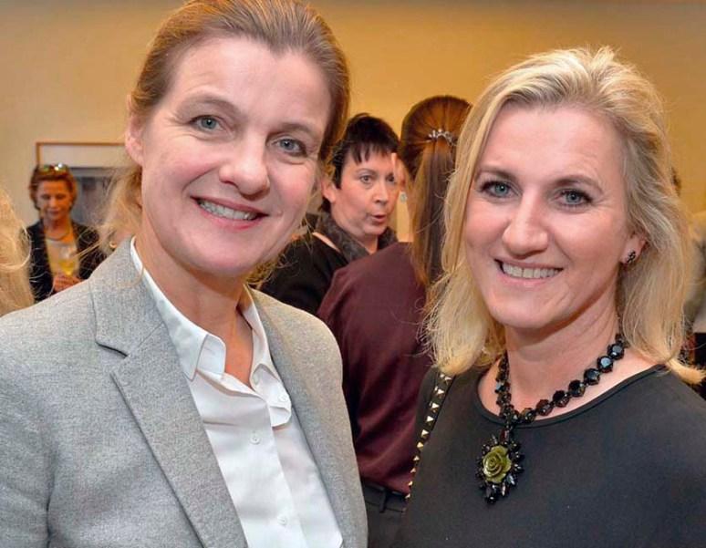 Katharina von Ehren und Brita Kohrs