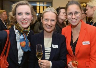 Frauke von Reitzenstein, Sabine Menges-Rosowski, Melanie Schütze