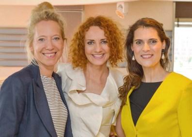Alice Ascherfeld, Stefanie Oesterwind, Janna-Lena Baierle