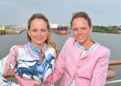 Claudia Zeuzem, Christina Helms, Meier Zwillinge und die weite Welt