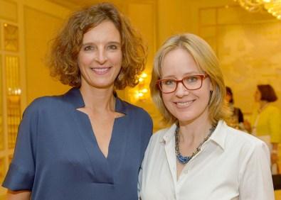 Dr. Katarzyna Mol-Wolf und Michaela Hummel
