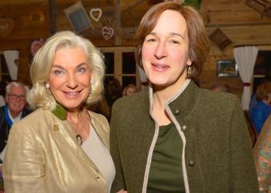 Dagmar und Nina Guth