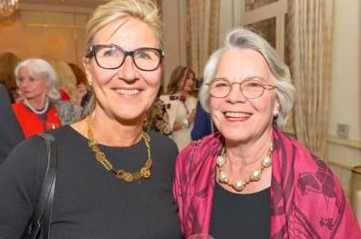 Birgit Schimming, Galeristin, Karin Martin