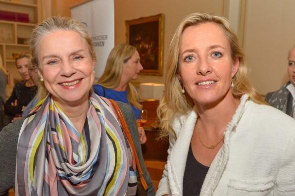 Constanze Könemann, Operndirektorin HH, Dr. Margret Alm, Dermatologicum
