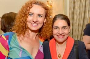 Stefanie Oesterwind Sakura Spa, Dr. Rima Marie Abu Tara Kieferorthopädie