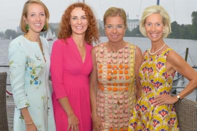 Caroline Freisfeld Brahmfeld & Gutruf, Steffi Oesterwind Sakura Spa, Inga Griese Kristina Tröger_