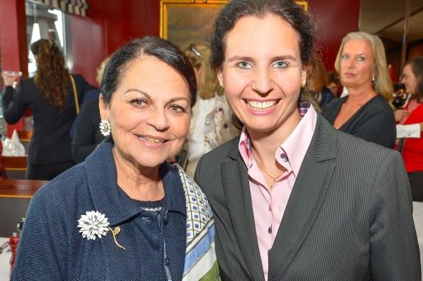 Dr. Sonja Lahnstein-Kandel, Marina Tcharnetsky Cebcon Technologies