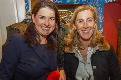 Anja Heimsch Schatto Immobilien, Birgit von Lotzbeck-Kesselring Herrenclub Munchen