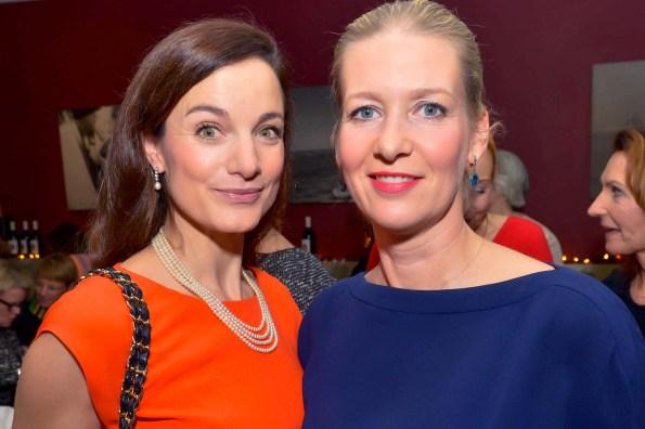 Nina Valerio Kerstin Haeser Iskander Business Partner