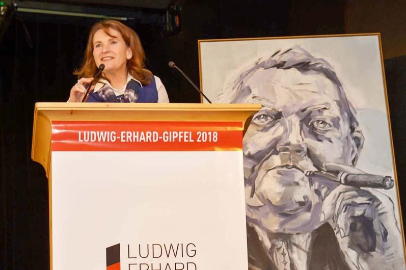 Christiane Götz-Weimer Weimer Media Begrüßung der Veranstalterin