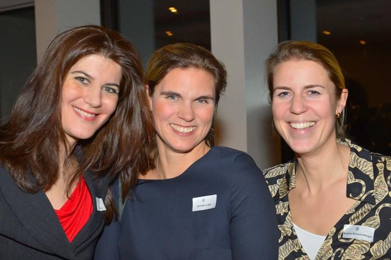 Danja Werner NDR, Janneke Lupp goodscare GmbH, Sophie Schwerdtfeger Pferdia GmbH