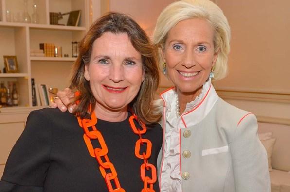 Christiane Goetz-Weimer Weimer Media Group, Kristina Tröger CeU-Präsidentin