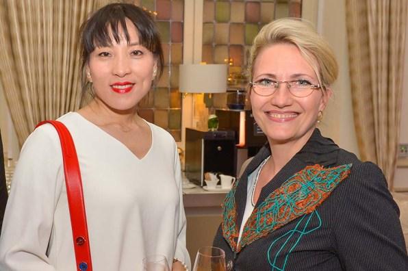 Chun Li Hunke, Yvonne Trübger Pianohaus Trübger