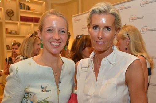 Caroline Freisfeld Brahmfeld & Gutruf, Dagmar Viereck Engel & Völkers Resorts