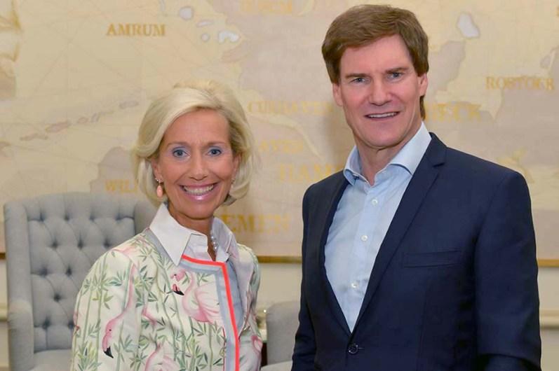 Kristina Tröger CeU-Präsidentin, Carsten Maschmeyer Maschmeyer Group