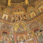 Goldenes Mosaik in Venedig