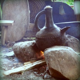 Jebana: Traditional Ethiopian Coffee Ceremony :)