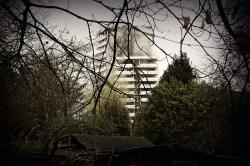 Bonn Center implosion
