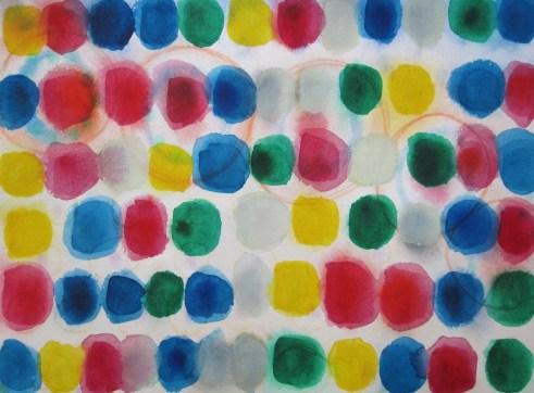Farbstudien zu RGB: Kühl, leuchtend