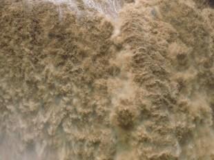 Die Nilwasserfälle bei Bahir Dar