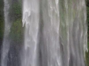 """Der """"Barta Waterfall"""" in Bonga"""