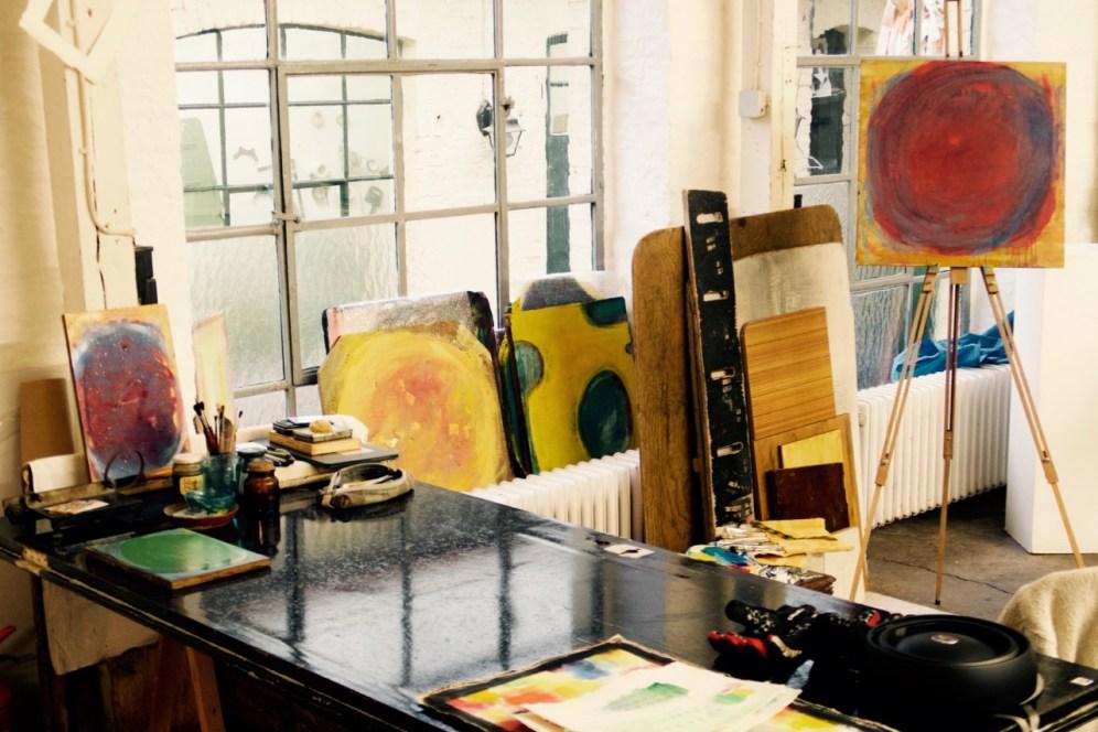Studioporn Kunstbrennerei