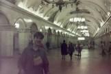 Moskau – Auf Klassenfahrt in der schönsten U-Bahn der Welt