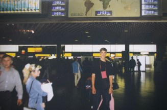 Sheremetyevo International Airport