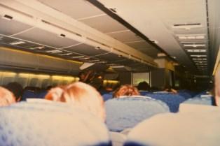 QF 005 - über 22 Stunden dauert der Flug im Jumbo von Sydney nach Frankfurt